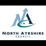 north ayrshire council logo