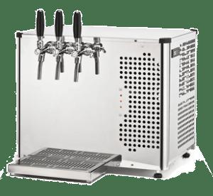 Water dispenser for restaurants