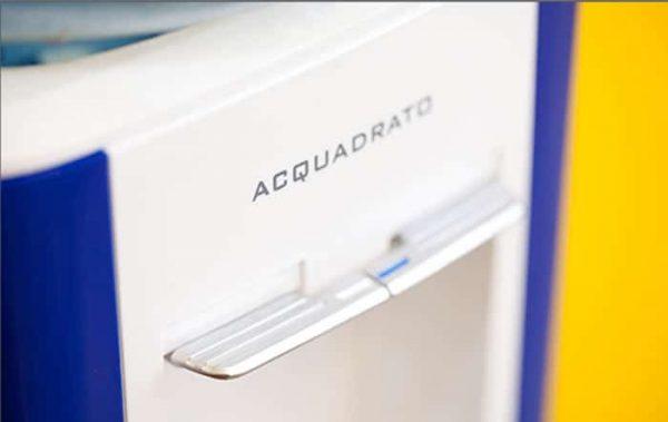 Acquadrato bottled water cooler close
